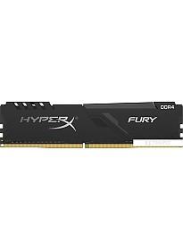 Оперативная память HyperX Fury 16GB DDR4 PC4-28800 HX436C17FB3K2/16