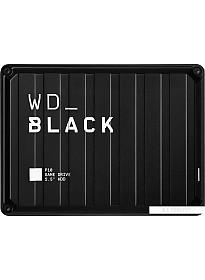 Внешний накопитель WD Black P10 Game Drive 4TB WDBA3A0040BBK