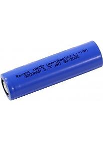 Аккумуляторы Rexant 18650 3000mAh 30-2035