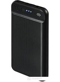Портативное зарядное устройство Digma DG-10000-3U-BK