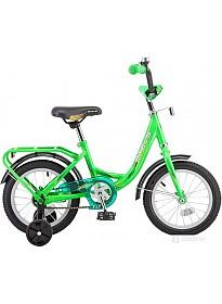 Детский велосипед Stels Flyte 14 Z011 (зеленый)