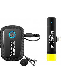 Микрофон Saramonic Blink 500 B3 (TX+RXDi)