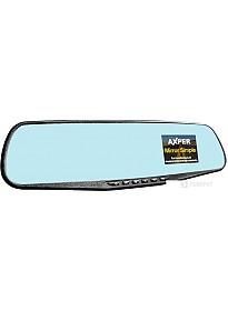 Автомобильный видеорегистратор Axper Mirror Simple