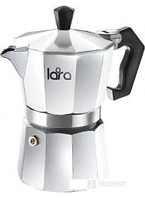 Гейзерная кофеварка Lara LR06-72