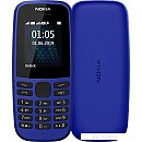 Мобильный телефон Nokia 105 (2019) Single SIM (синий)