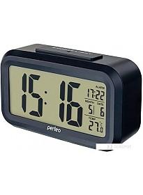 Радиочасы Perfeo Snuz PF-S2166 (черный)