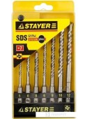 Набор оснастки Stayer 2930-H7 (7 предметов)