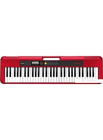Синтезатор Casio CT-S200 (красный)