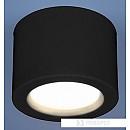 Точечный светильник Elektrostandard DLR026 6W 4200K (черный)