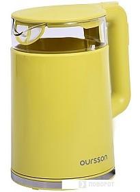 Электрочайник Oursson EK1733WD/GA