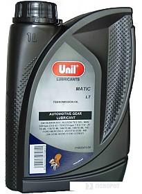 Трансмиссионное масло Unil Matic LT 1л