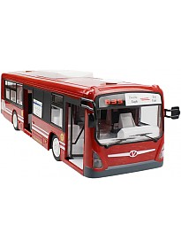 Автобус Double Eagle City Bus (красный) [E635-003]