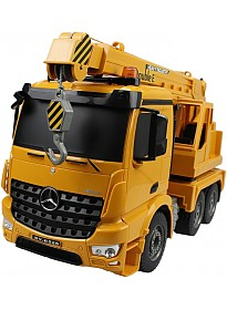 Спецтехника Double Eagle Mercedes-Benz Antos Crane [E526-003]