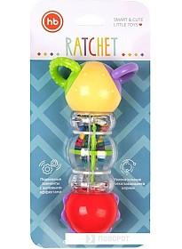 Погремушка Happy Baby Ratchet 330079