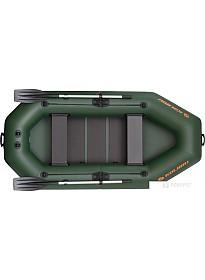 Моторно-гребная лодка Kolibri К-260Т