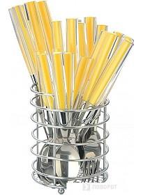 Набор столовых приборов Maestro MR-1531 (желтый)