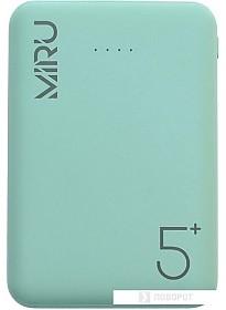 Портативное зарядное устройство Miru LP-3008 (зеленый)