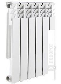 Алюминиевый радиатор Rommer Optima 500 (2 секции)