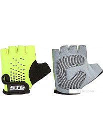 Перчатки STG AL-03-511 Х74367 M (желтый/черный)