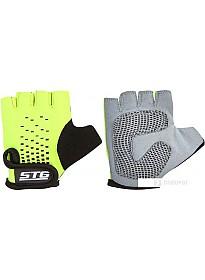 Перчатки STG AL-03-511 Х74367 S (желтый/черный)