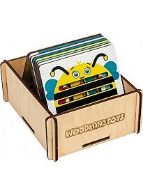 Трафарет WoodLand Toys Ассорти 120203