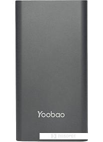 Портативное зарядное устройство Yoobao A1 (серый)