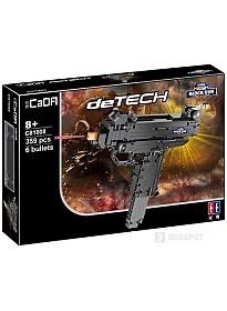 Конструктор CaDa Detech Пистолет-пулемет C81008W