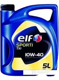 Моторное масло Elf SPORTI TXI 10W-40 5л