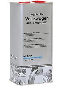 Моторное масло Fanfaro Volkswagen LongLife III 5W-30 5л