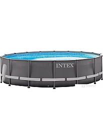 Каркасный бассейн Intex Ultra Frame 26326NP (488х122)