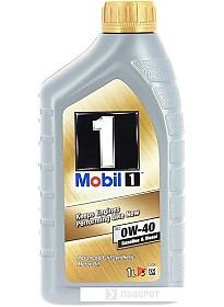 Моторное масло Mobil FS 0W-40 1л