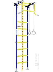 Детский спортивный комплекс Romana R2 01.20.7.06.490.02.00-11 (синяя слива)