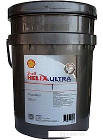 Моторное масло Shell Helix Ultra ECT C3 5W-30 20л