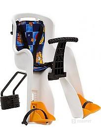 Детское велокресло STG GH-908E (белый)