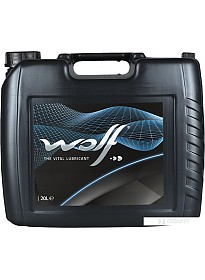 Моторное масло Wolf VitalTech 10W-40 20л
