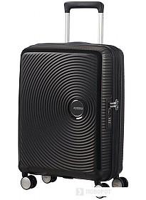 Спиннер American Tourister Soundbox Bass Black 55 см