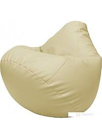 Кресло-мешок Flagman Груша Макси Г2.3-10 (светло-бежевый)