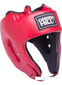 Cпортивный шлем Green Hill Alfa HGA-4014 M (красный)
