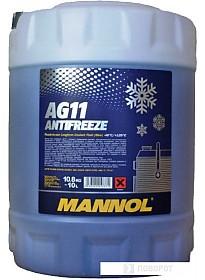 Mannol Antifreeze AG11 10л