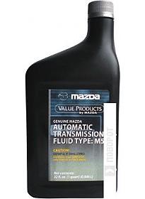 Трансмиссионное масло Mazda ATF M5 (0000-77-112E-01) 0.946л