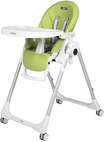 Стульчик для кормления Peg Perego Prima Pappa Follow Me (wonder green)