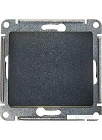 Выключатель Schneider Electric Glossa GSL000711 (антрацит)