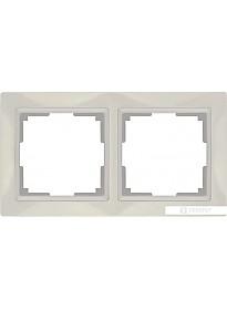 Рамка Werkel Snabb Basic WL03-Frame-02 (слоновая кость)