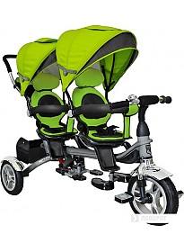 Детский велосипед Black Aqua Twins (зеленый)