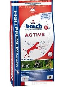 Корм для собак Bosch Active 3 кг