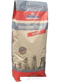 Корм для собак Bosch Breeder Sport 20 кг