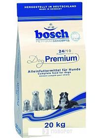 Корм для собак Bosch Dog Premium 20 кг