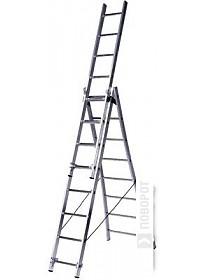Лестница-трансформер Dinko 3х8 секций [LS 308]