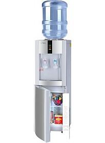 Кулер для воды Ecotronic V21-LE со шкафчиком (белый)