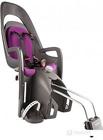 Велокресло Hamax Caress С2 (серый/черный/фиолетовый)